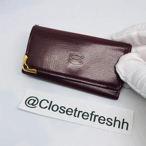 Cartier Key wallet